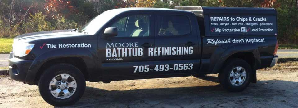 Mobile Service U0026 Warranty Work From Moore Bathtub Refinishing